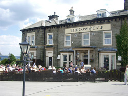 the cow and calf in ilkley